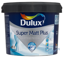 Dulux Super Matt Plus 3 L
