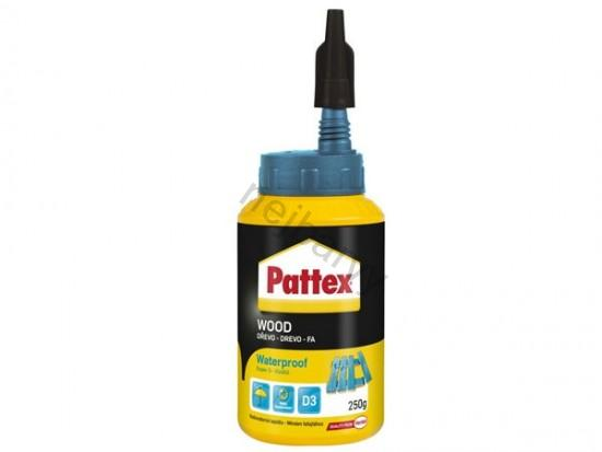 Pattex lepidlo wood super3 250g