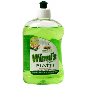 Winnis Piatti Naturel limetka 500ml