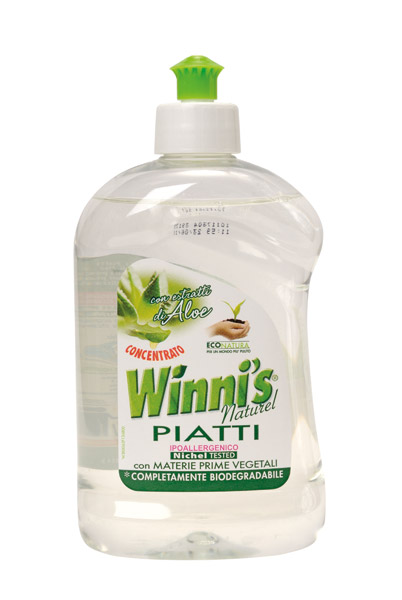 Winnis Piatti Naturel aloe vera 500ml