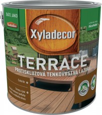 Xyladecor Terrace bezbarvý 2,5l