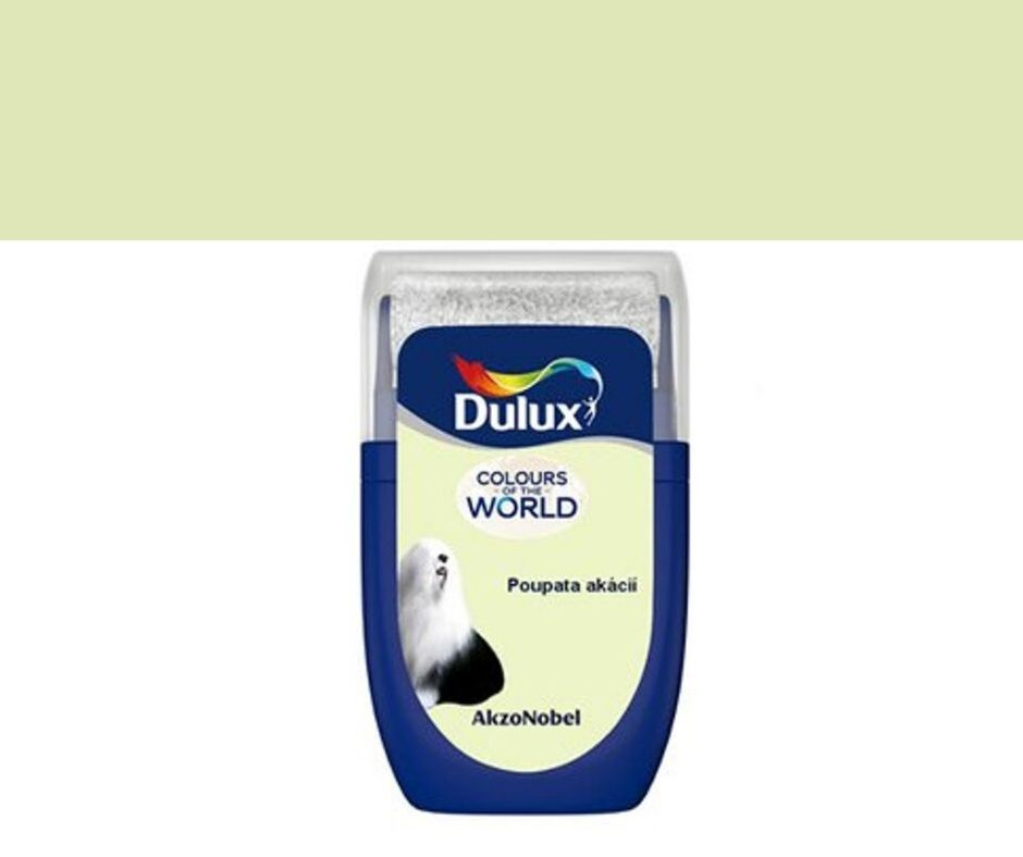 Dulux Tester Colours of the world Poupata akácií 30ml