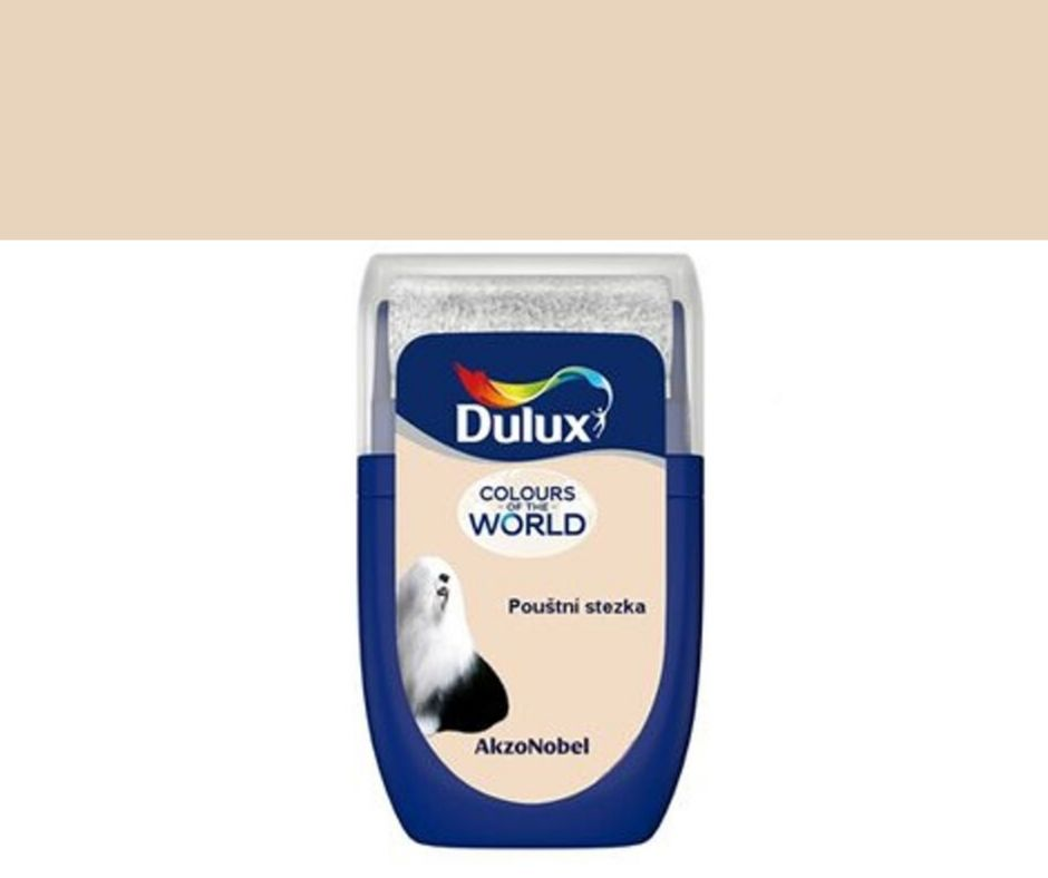 Dulux Tester Colours of the world Pouštní stezka 30ml