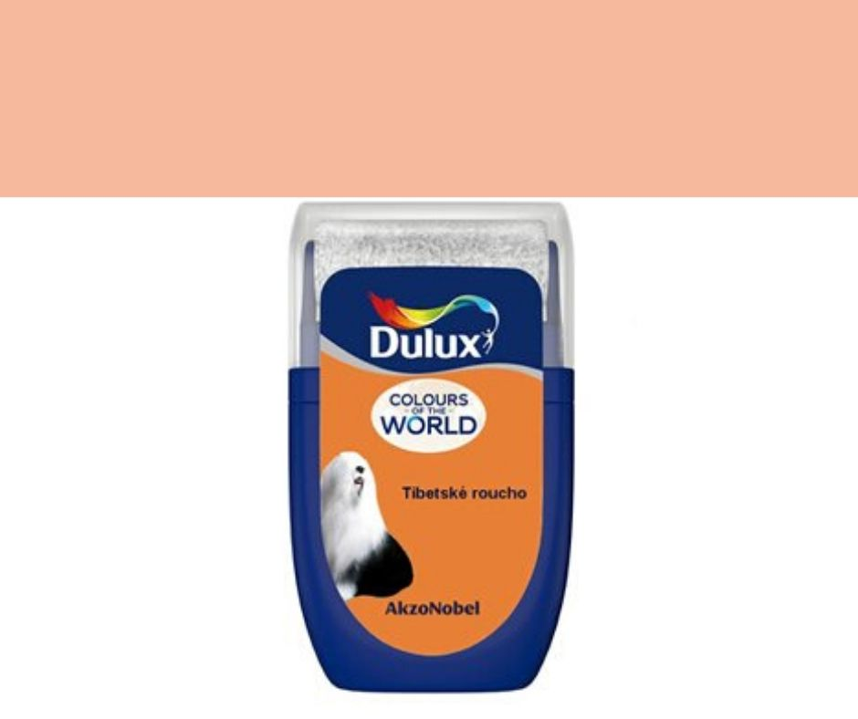Dulux Tester Colours of the world Tibetské roucho 30ml