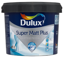 Dulux Super Matt Plus 10 l