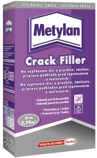 Metylan Crack Filler sádra 500g