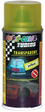 Dupli-Color Tuning Sprej transparent světlomet zelený 150ml