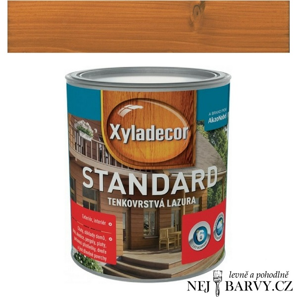 Xyladecor Standard 5l - Cedr