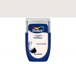 Dulux Tester Colours of the world Lasturově bílá 30ml